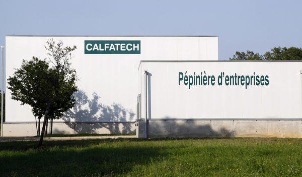 Pépinière Calfatech
