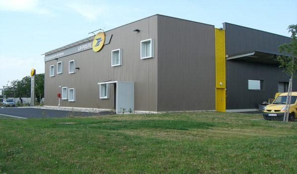 Centre de tri La Poste