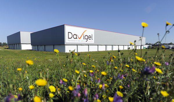 Entreprise Davigel